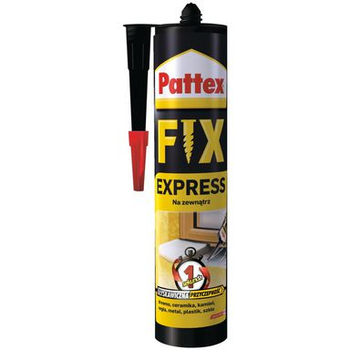 Klej montażowy FIX EXPRESS 0.375 kg PATTEX