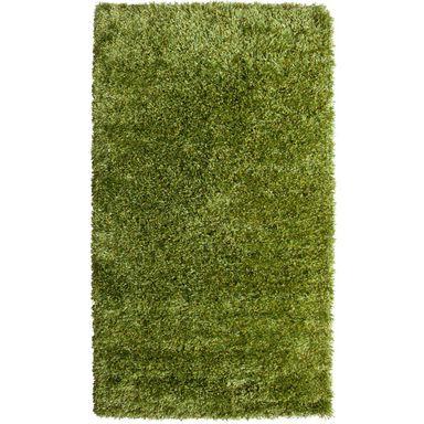 Dywan BROOKLYN zielony 80 x 150 cm wys. runa 40 mm MULTI-DECOR