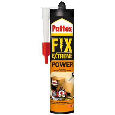 Klej montażowy FIX EXTREME POWER PATTEX