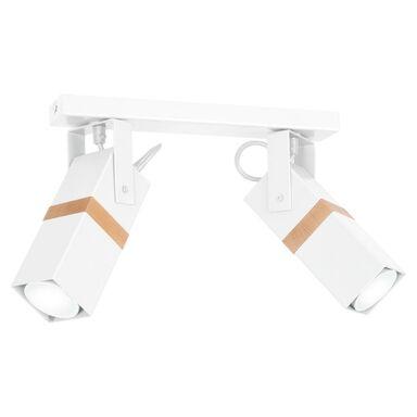 Listwa reflektorowa VIDAR biała 2 x GU10 EKO-LIGHT