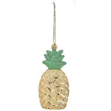 Zawieszka ananas 12 cm 1 szt.