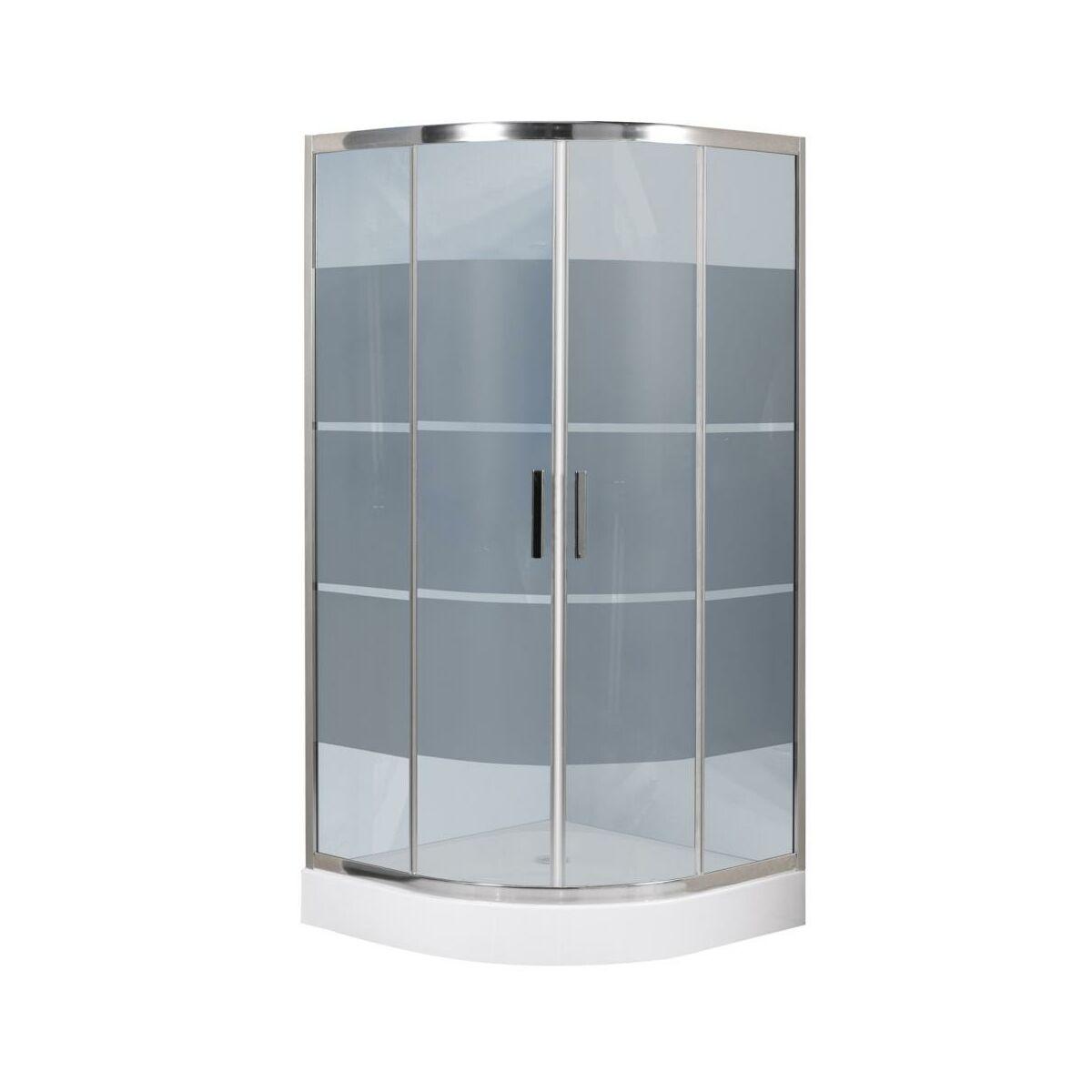 Kabina Prysznicowa Z Brodzikiem Brava 90 X 90 Cm Kabiny Prysznicowe W Atrakcyjnej Cenie W Sklepach Leroy Merlin