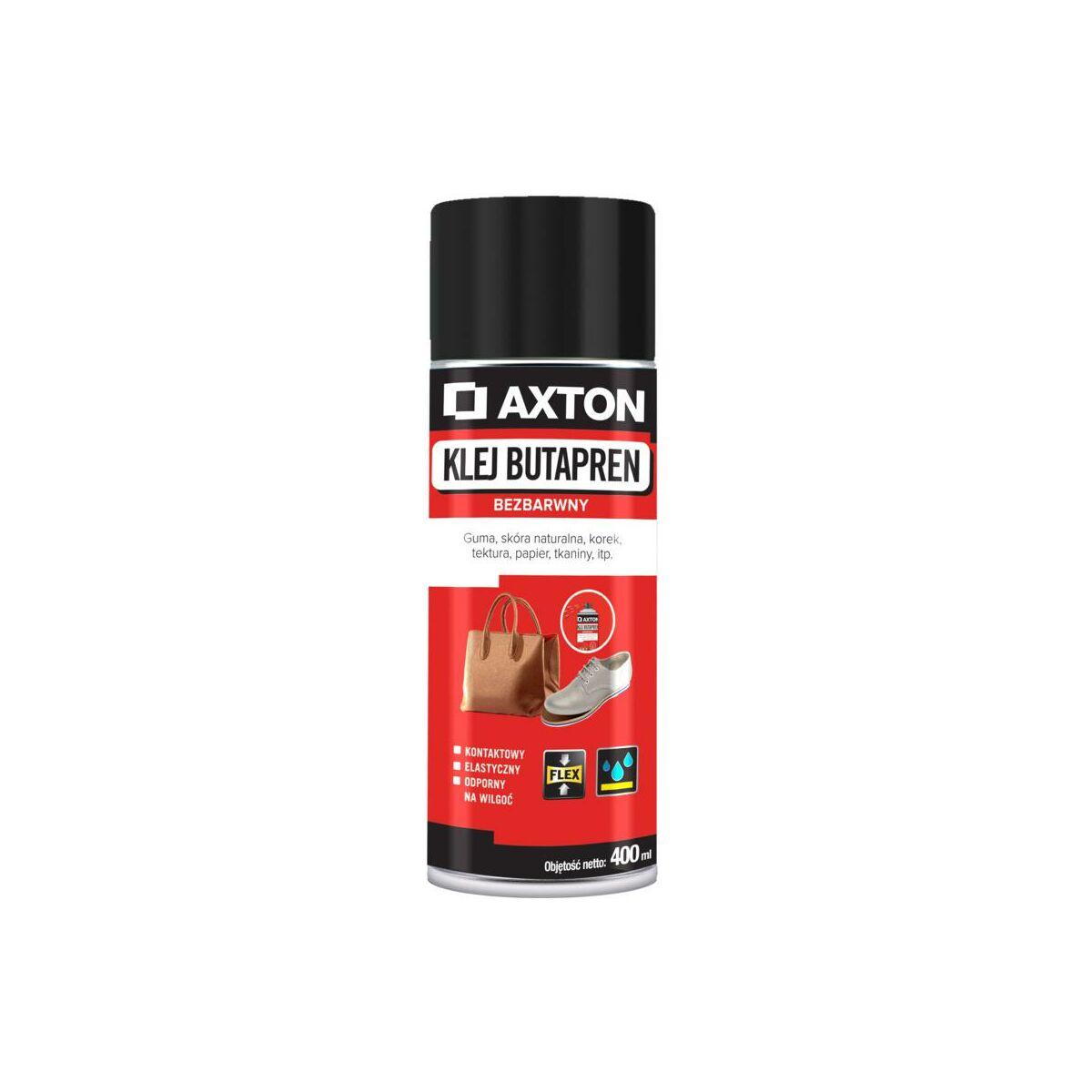 Klej Kontaktowy Butapren 0 4 L Bezbarwny Axton Kleje Reparacyjne W Atrakcyjnej Cenie W Sklepach Leroy Merlin