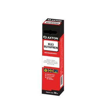 Klej kontaktowy BUTAPREN 50 ml Bezbarwny AXTON