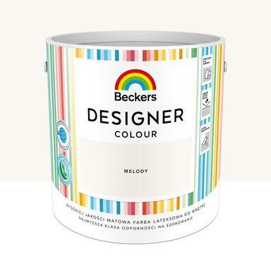 Farba wewnętrzna Designer Colour 2.5 l Melody Beckers