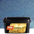 Farba dekoracyjna DIAMENTO 3D 1 l Neptun Brokatowy FOX