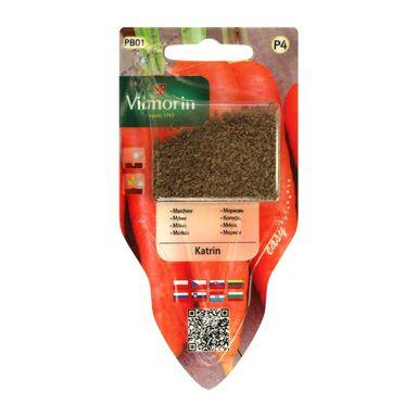 Marchew KATRIN nasiona tradycyjne 5 g VILMORIN