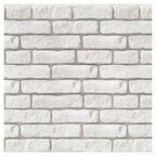 Kamień dekoracyjny gipsowy Harvard Biały 27 x 6,8 cm  0.44m2 Maxstone