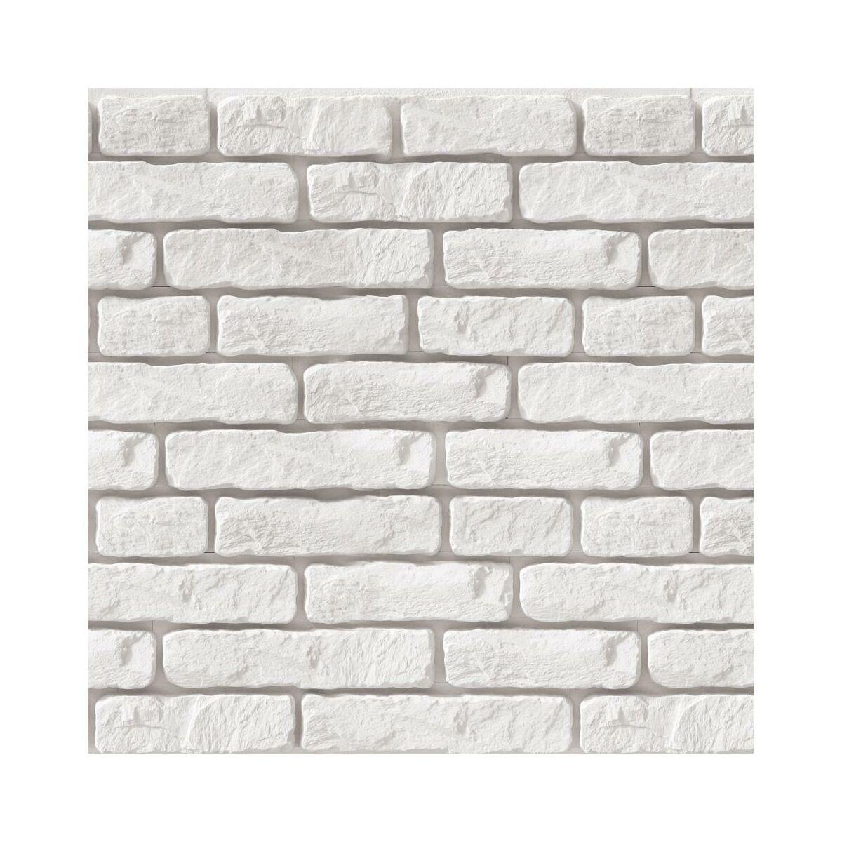 Kamień Dekoracyjny Z Gotową Fugą Harvard White Maxstone