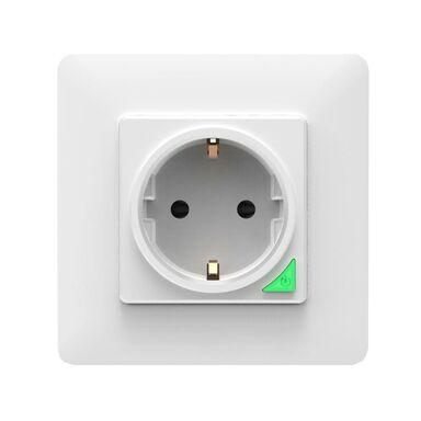 Gniazdo Wi-Fi Smart TUYA Biały  POLUX