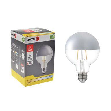 Żarówka dekoracyjna LED E27 7 W = 60 W 806 lm Ciepła LEXMAN