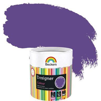 Farba wewnętrzna DESIGNER COLOUR 2.5 l Roy Purple BECKERS