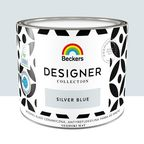 Tester farby Designer Collection 0.1 l Silver Blue Beckers