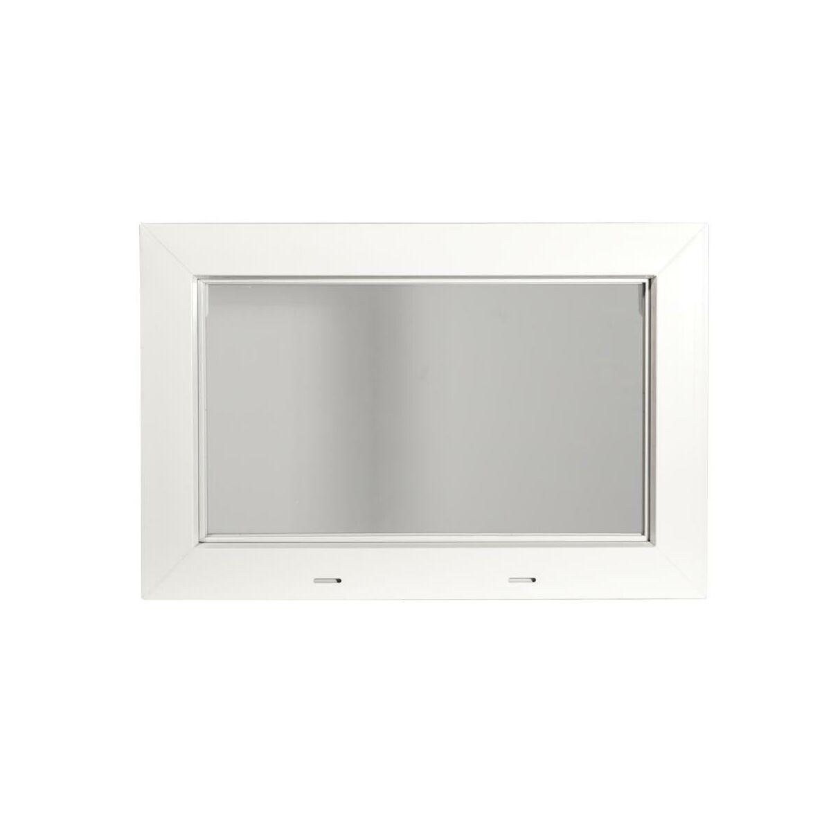 Okno Gospodarcze Kipp Biale 600 X 400 Mm Aco Okna Pvc W Atrakcyjnej Cenie W Sklepach Leroy Merlin