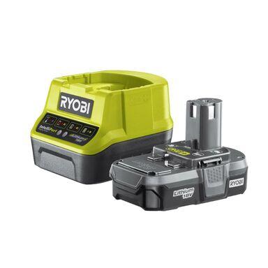 Zestaw akumulator i ładowarka RYOBI 18 V 1.3 Ah RC18120-113