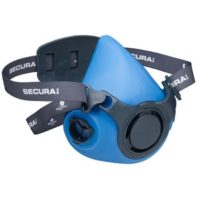 Półmaska SECURA 3000 sylikon SACLA