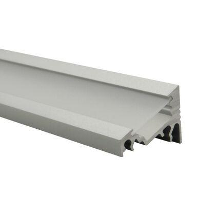 Profil do taśmy LED PROFILO C SET-FR narożny 1 m + zaślepki KANLUX