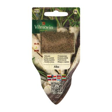 Pietruszka korzeniowa ALBA nasiona tradycyjne 5 g VILMORIN