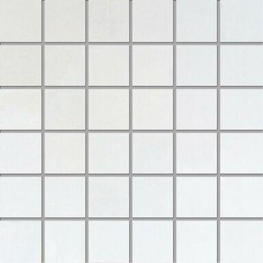 Mozaika SUPER BIALY/CZARNY 30 x 30 CREATIVE CERAMIKA