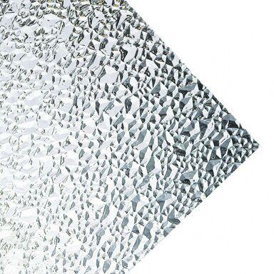 Szkło syntetyczne PUNKTY DIAMENTOWE Przejrzyste 54 x 44 cm ROBELIT