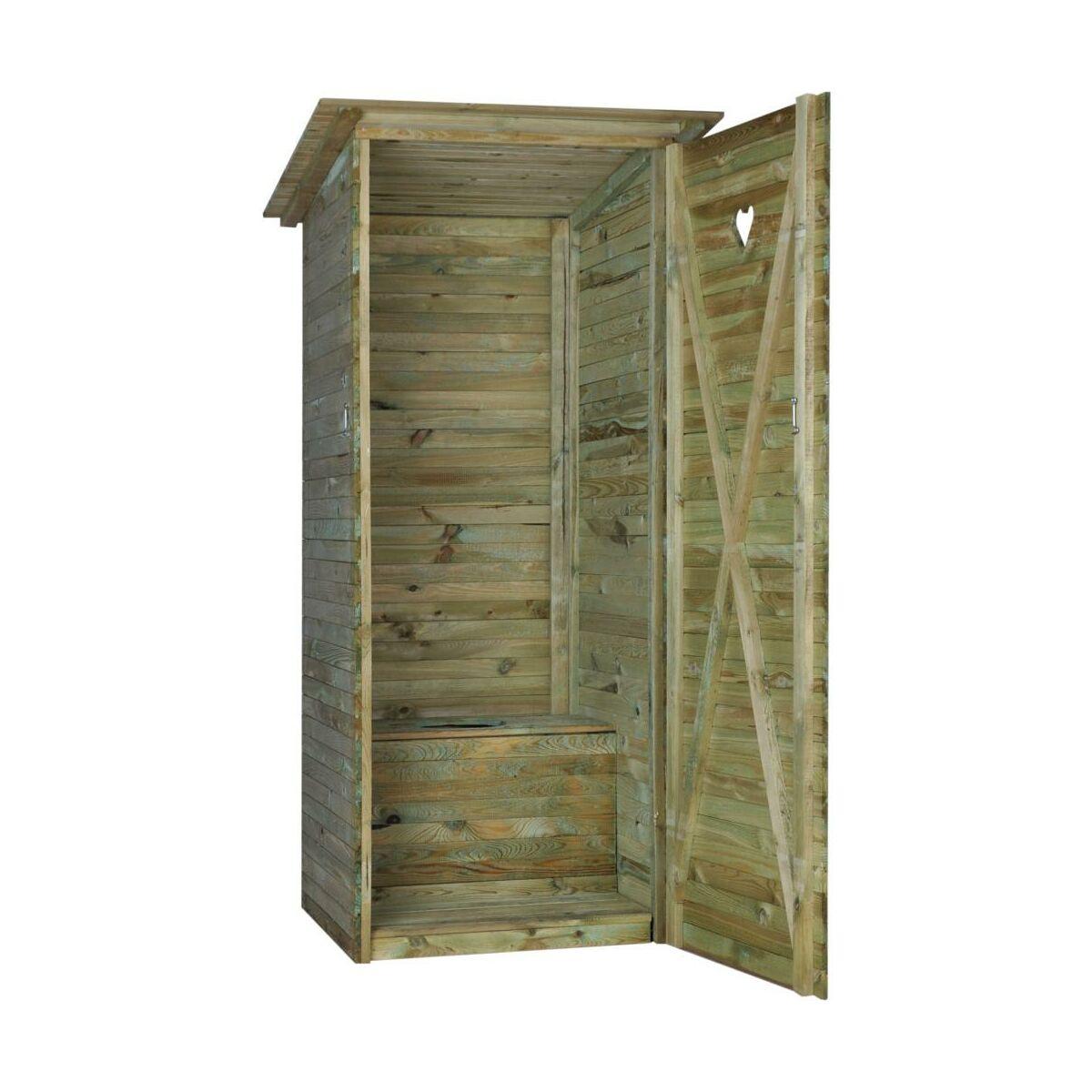Inne rodzaje Toaleta 100 x 110 cm SOBEX - Domki ogrodowe i narzędziowe - w VZ37