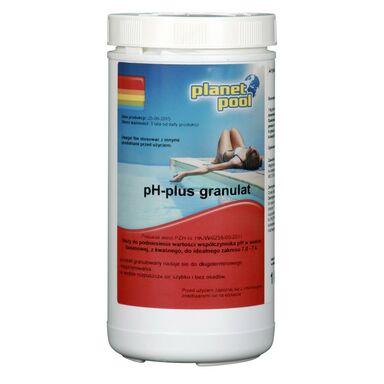 Produkt do pielęgnacji wody basenowej PH PLUS 1 kg PLANET POOL
