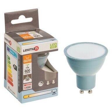 Żarówka LED GU10 (230 V) 7,5 W 600 lm LEXMAN