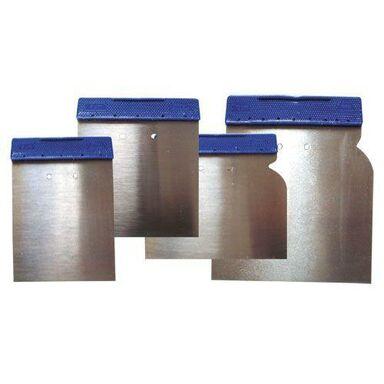Zestaw szpachli japońskich 01625 szer. 50x120, 80x120, 100x120, 120x120 mm