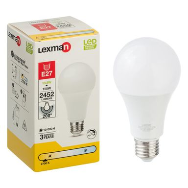 Żarówka LED E27 (230 V) 18,5 W 2452 lm LEXMAN