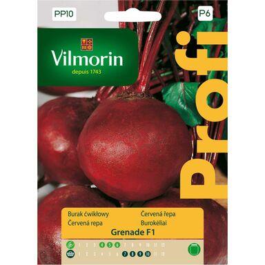 Burak ćwikłowy GRENADE nasiona tradycyjne 6 g VILMORIN