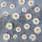 Serwetki DAISIES LOVE 33 x 33 cm 20 szt.
