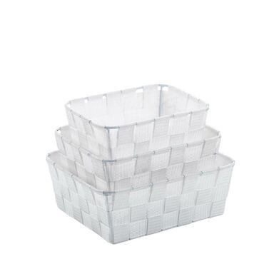 Koszyk łazienkowy Alwaro 3 szt. Kela