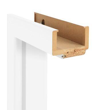 Ościeżnica regulowana do drzwi dwuskrzydłowych 180 Biała 160 - 180 mm Classen