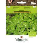 Bazylia właściwa GENOVESE BIO nasiona ekologiczne 1 g VILMORIN