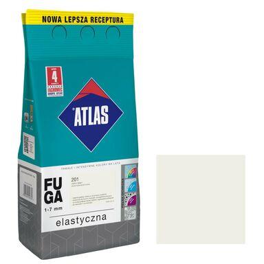 Fuga cementowa 201  biały  2 kg ATLAS