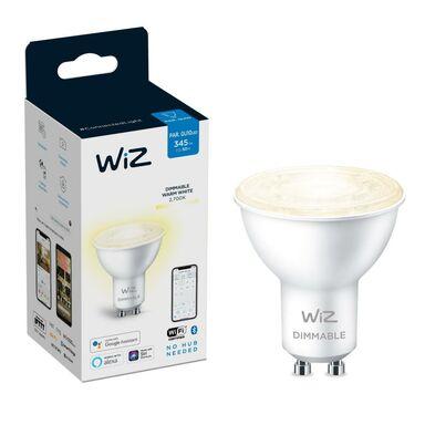 Żarówka Smart LED GU10 4.9 W = 50 W 400 lm DIM Ciepła WIZ