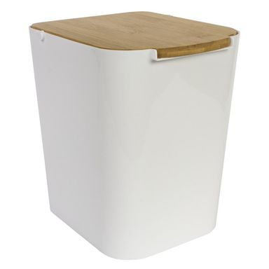Łazienkowy kosz na śmieci Bambus 7L Dietsche