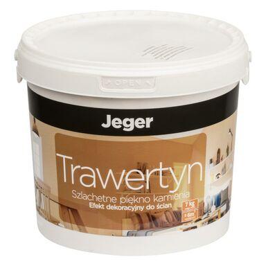 Efekt dekoracyjny TRAWERTYN 7 kg l PratoEfekt mineralny JEGER