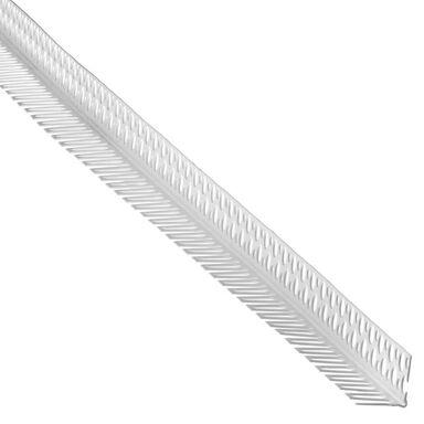 Narożnik perforowany ŁUKOWY 25 x 25 2,5 m NORGIPS