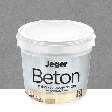 Efekt dekoracyjny BETON 7 kg Genova JEGER