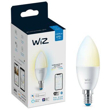 Żarówka Smart LED E14 4.8 W = 40 W 470 lm CCT DIM WIZ