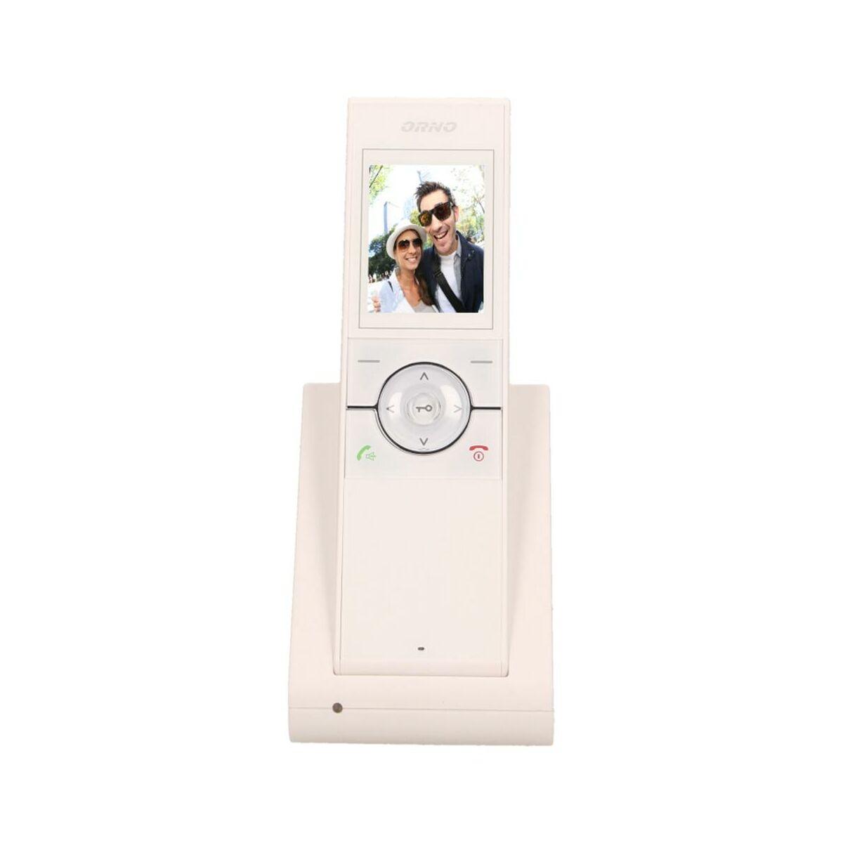 Wideodomofon Bezprzewodowy Or Vid Xe 1051 W Orno Wideodomofony W Atrakcyjnej Cenie W Sklepach Leroy Merlin
