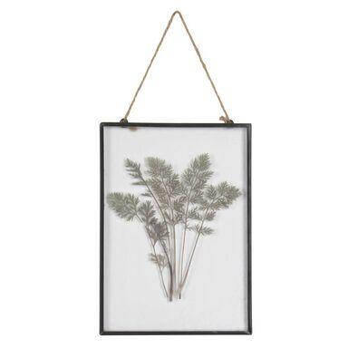 Obraz na szkle Kora 13 x 18 cm na sznurku