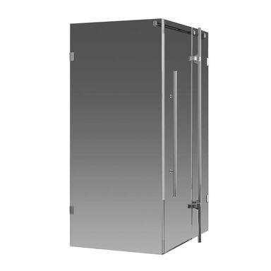 Kabina prysznicowa 90 x 90 cm WELLNEO FERRA