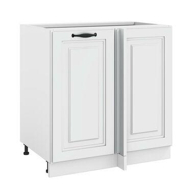 Szafka kuchenna stojąca Gaja New 80 cm kolor biały