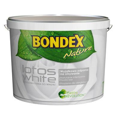 Farba wewnętrzna WHITE LOTOS 5 l BONDEX