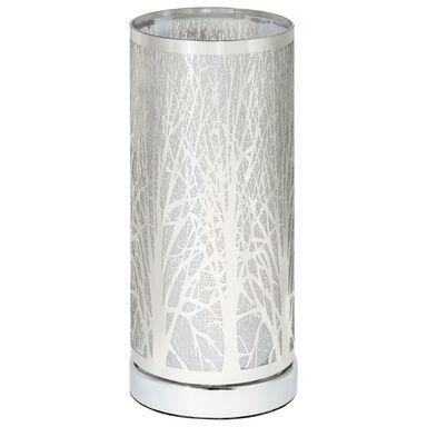 Lampa stołowa FOREST srebrna E14 INSPIRE