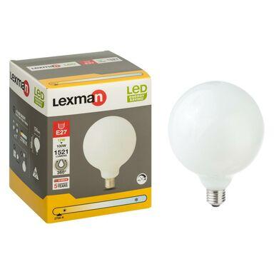 Żarówka dekoracyjna LED E27 (230 V) 12 W 1521 lm LEXMAN