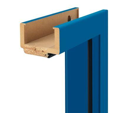 Ościeżnica kompletna regulowana 80 Prawa Niebieska 160 - 180 mm Classen