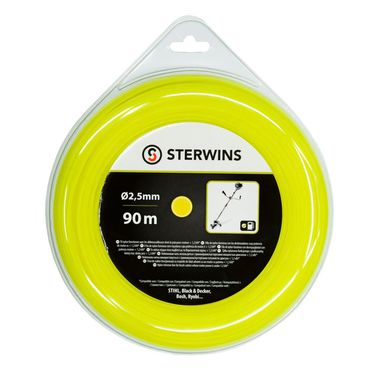Żyłka S2SQSN3_2 90 m x 2.5 mm STERWINS